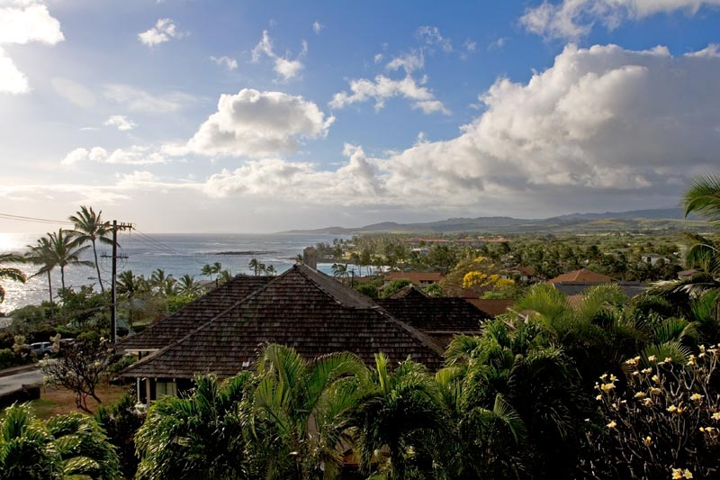 hawaii house view
