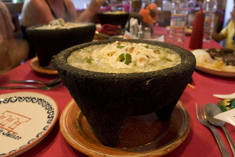 Barra De Navidad, Mexican specialty..