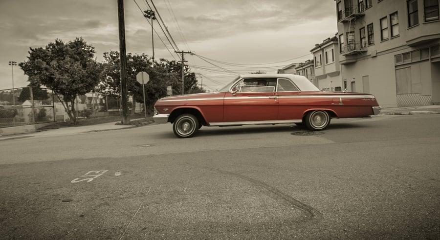 Impala 1962 | San Francisco Excelsior
