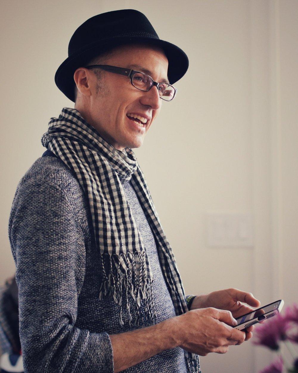 OLIVIER BONIN | DIRECTOR
