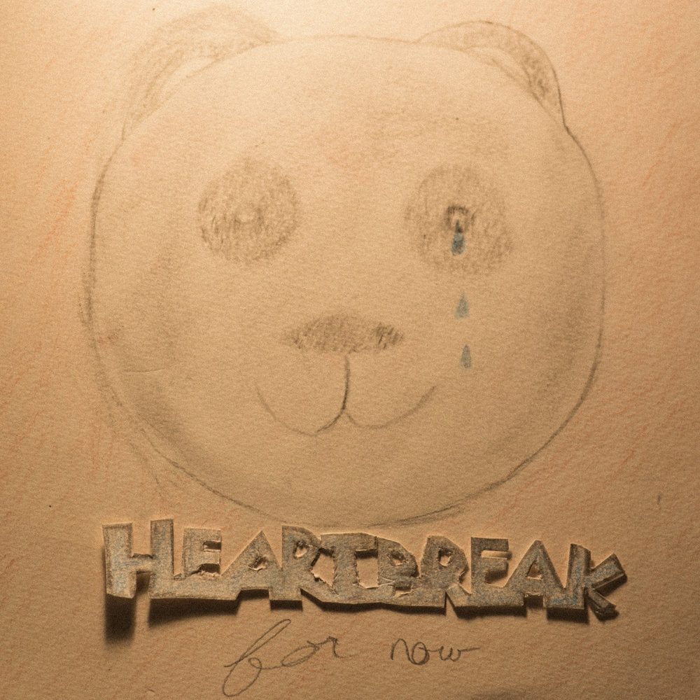 "RomanLewis's Debut  EP ""Heartbreak (for now)""! -"