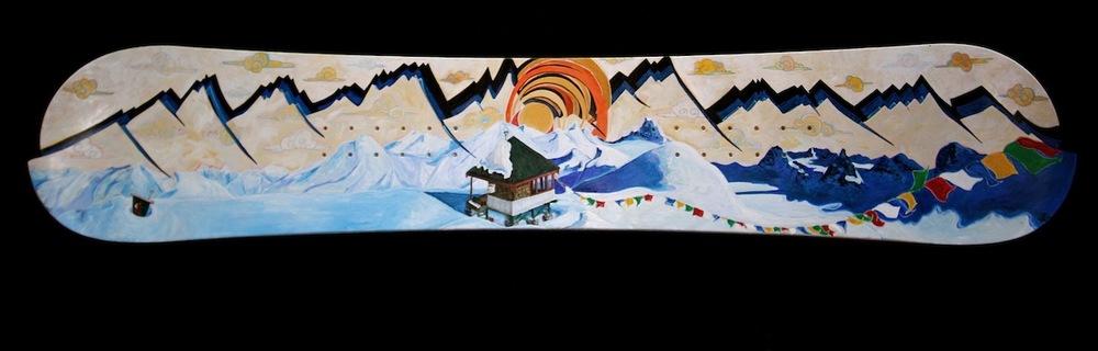 Snowbird Hut