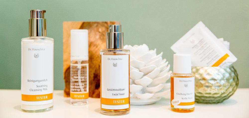 LIMN Skincare Dr. Hauschka product line image