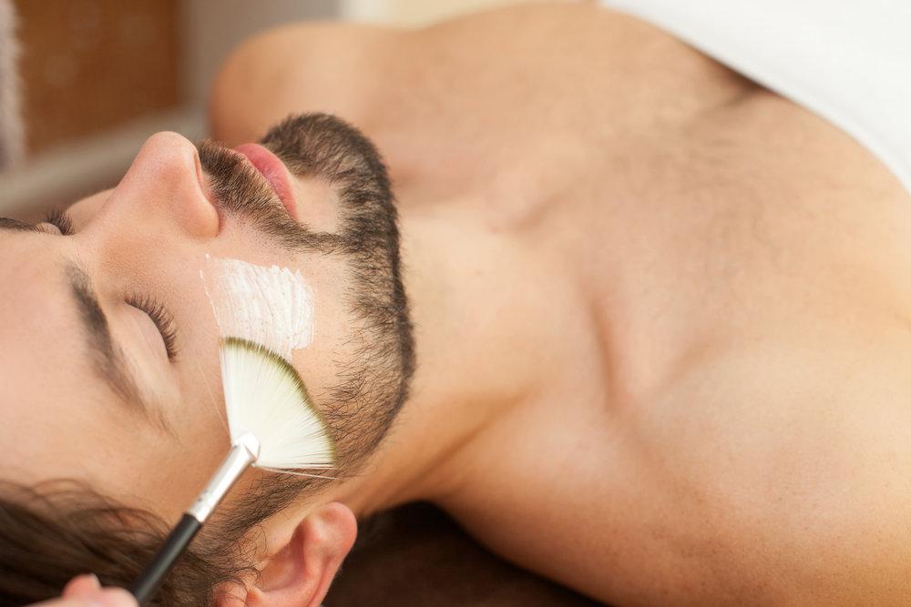 LIMN Skincare signature gentlemen's gallant facial image