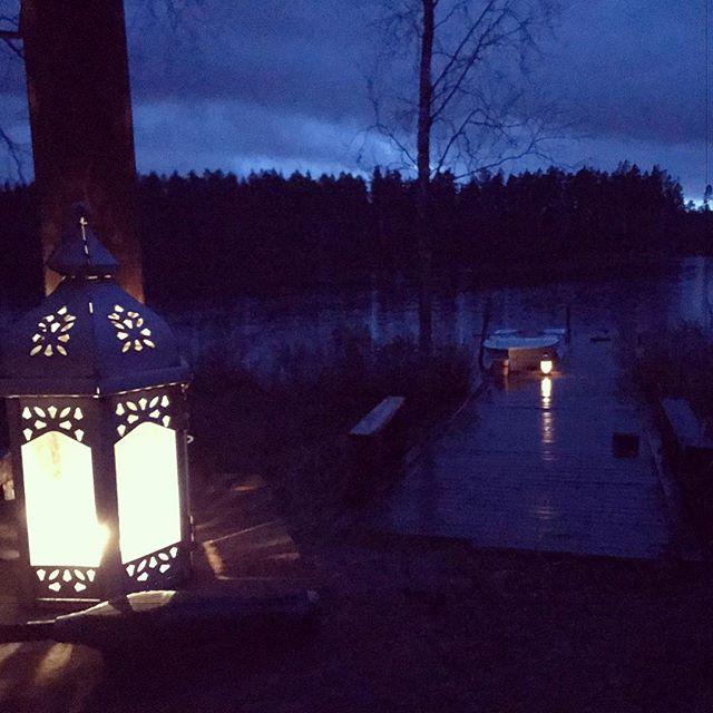 #sauna #lake #night #lifeatitsbest