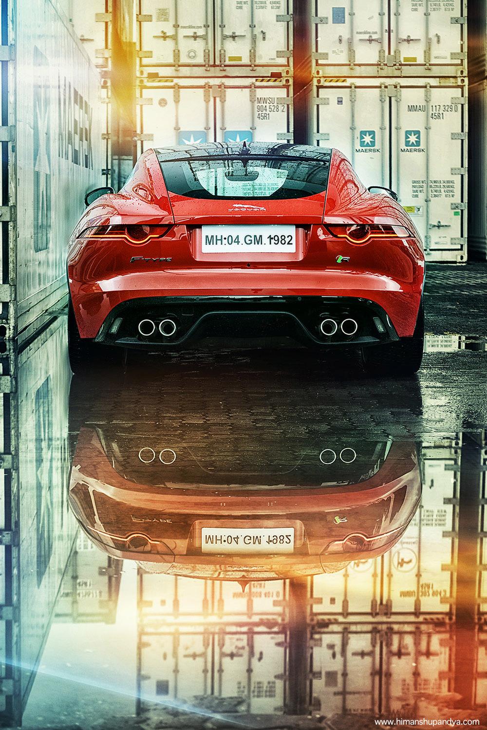 Jaguar F-Type  back to  AUTOMOTIVE