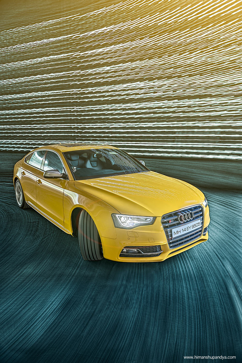 Audi S5  back to  AUTOMOTIVE