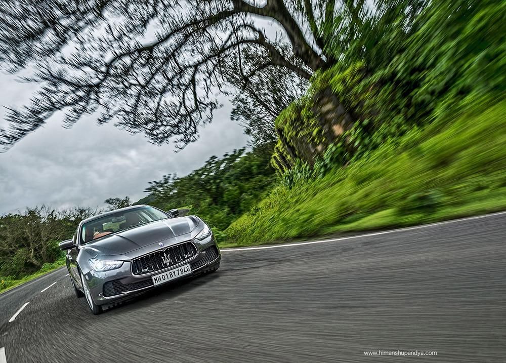 Maserati GHIBLI  see more  AUTOMOTIVE