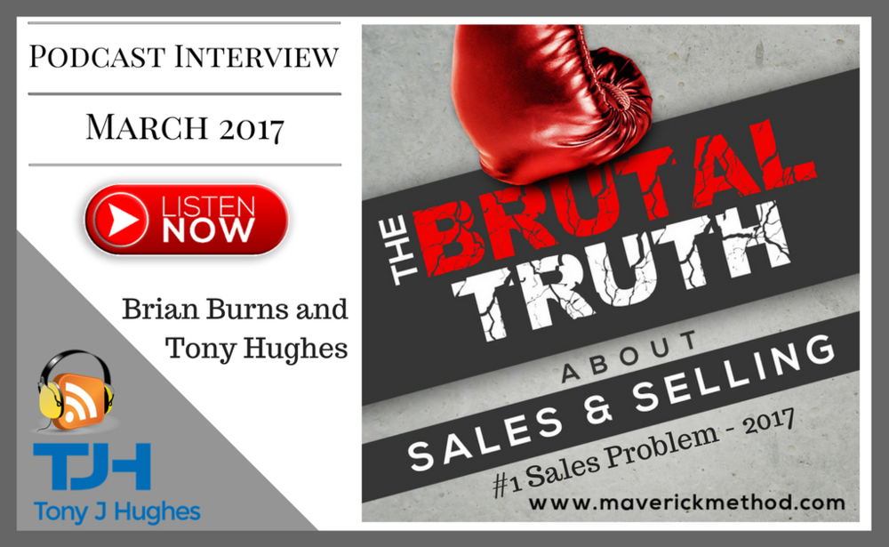 Brian Burns Brutal Truth Podcast