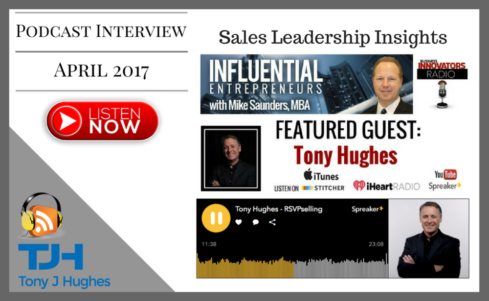 Mike Saunders and Tony Hughes Podcast