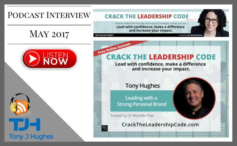 Crack The Leadership Code interview