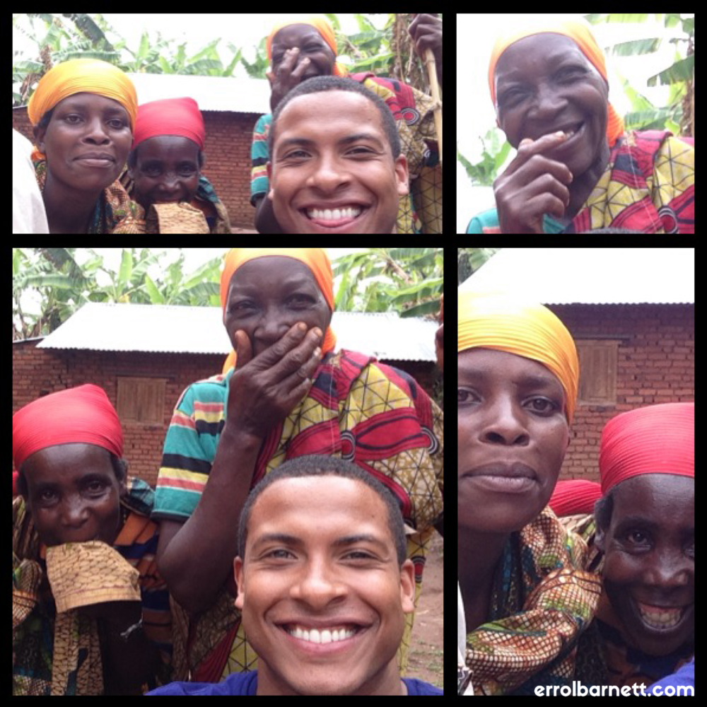 smiles in burundi