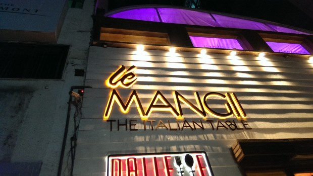 Le Mangii, Kamla Mills, Lower Parel