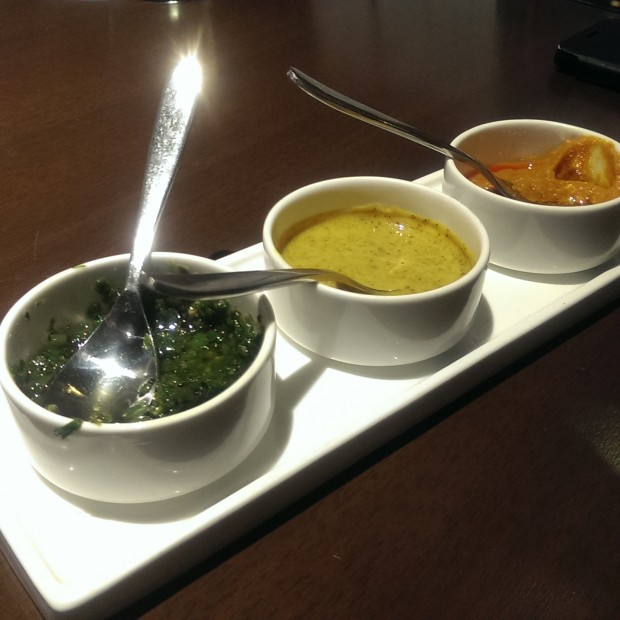 Condiments @ China Bistro, Worli