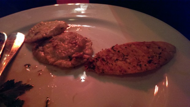 Roasted Pumpkin Ravioli @ The White Owl Brewery and Bistro, Lower Parel