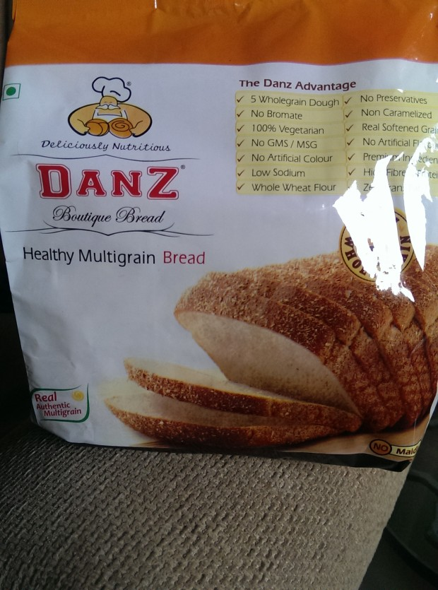 Danz Bread Packaging