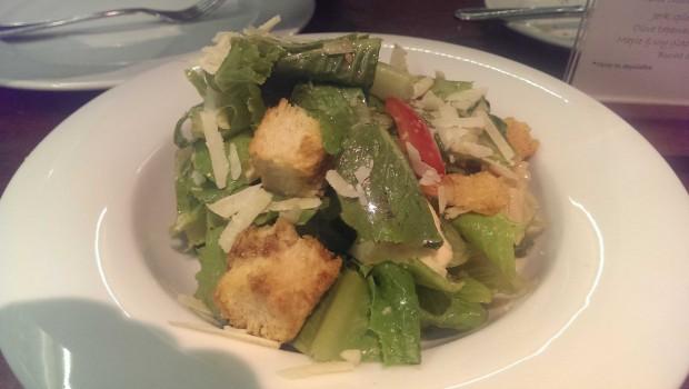 Panzanella Salad @ Indigo Deli, Bandra