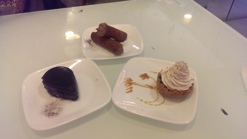 Trifecta of Desserts @ Berry'd Alive, Bangalore