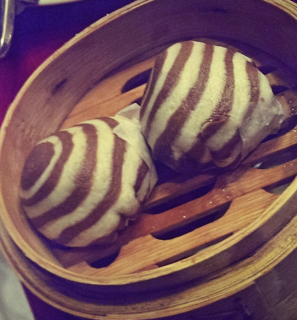 Chocolate Dim Sums @ Spices, JW Marriott