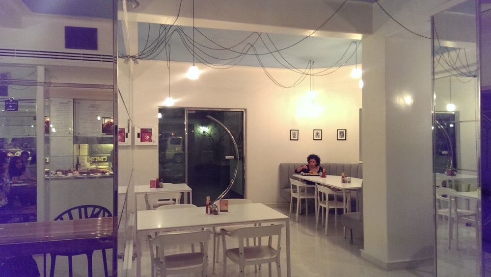 Interiors @ Eat around the corner