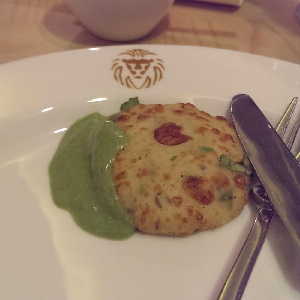 Dahi Ke Kebabs @ Punjab Grill, Andheri