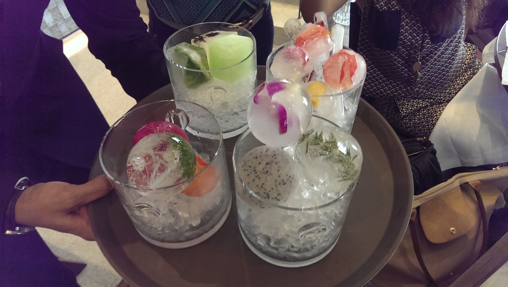 Infused Ice @ Ming Yang