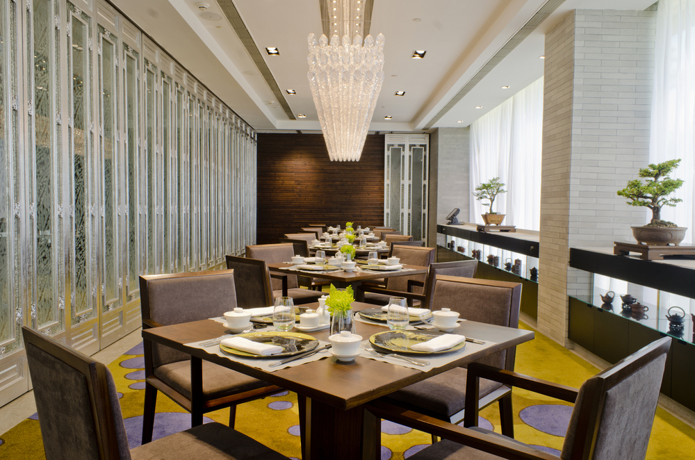 Ming Yang Semi - Private Dining Area