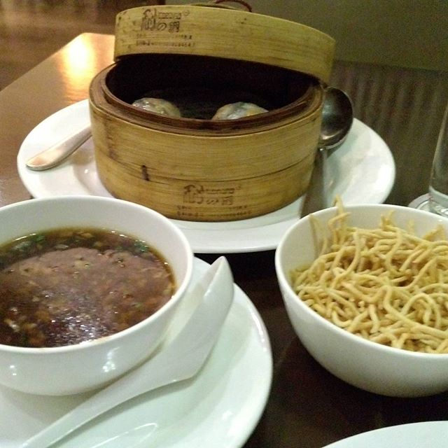 Over the weekend, Dimsums and hot Manchow soup indulged in. Looking forward to trying out more food this weekend as well.
