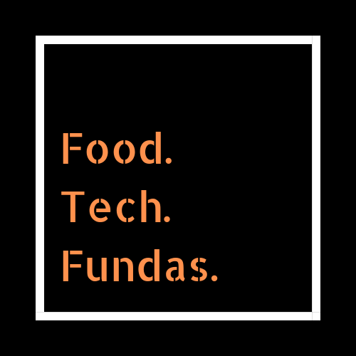 Food. Tech. Fundas.