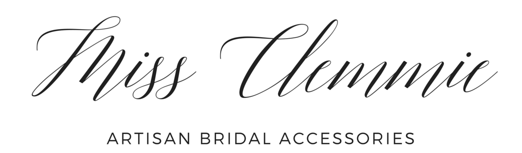 Miss Clemmie Artisan Bridal Accessories | Beautiful Hair Accessories & Jewellery For Stylish Brides | Free Delivery