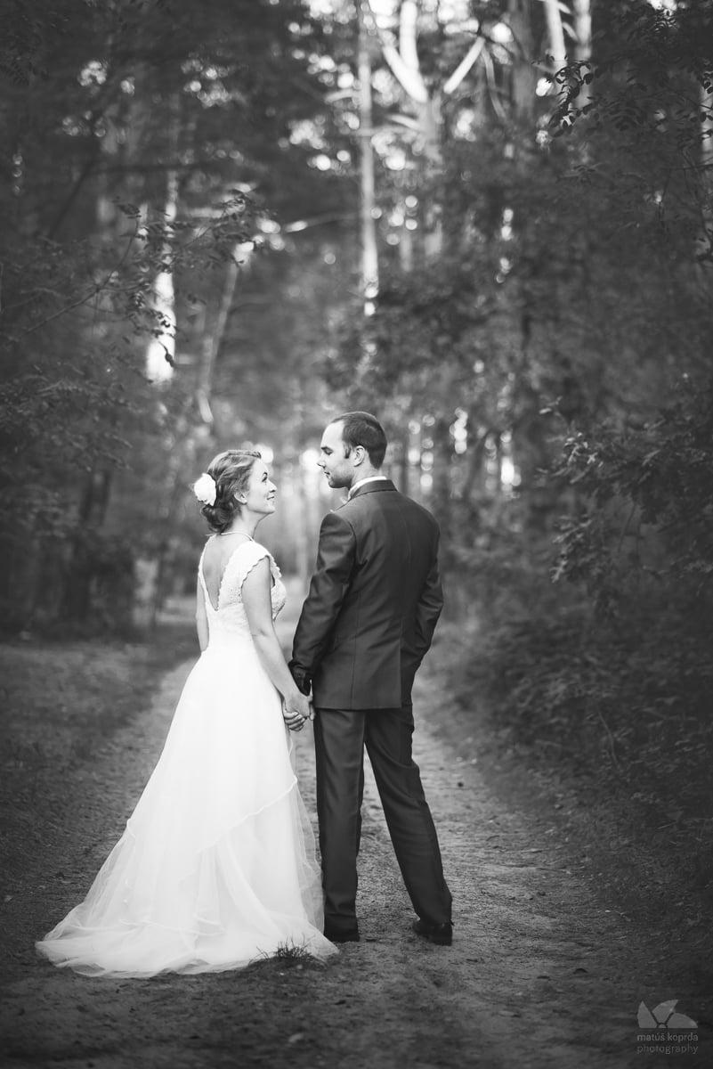Čiernobiela svadba