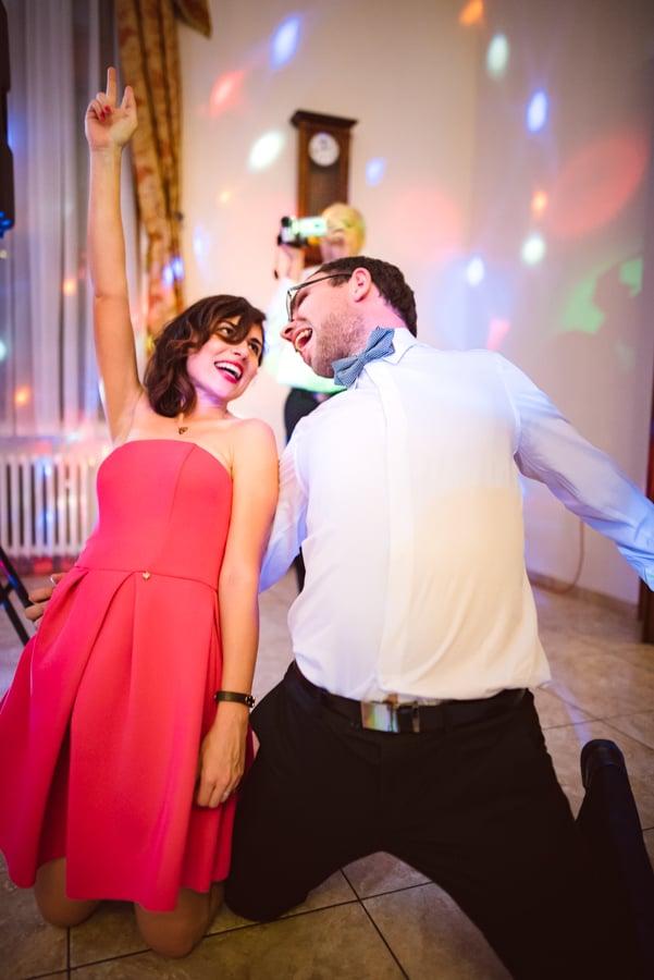 Party na svadbe