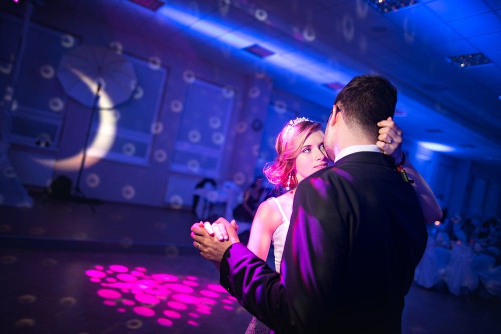 Prvý tanec na svadbe