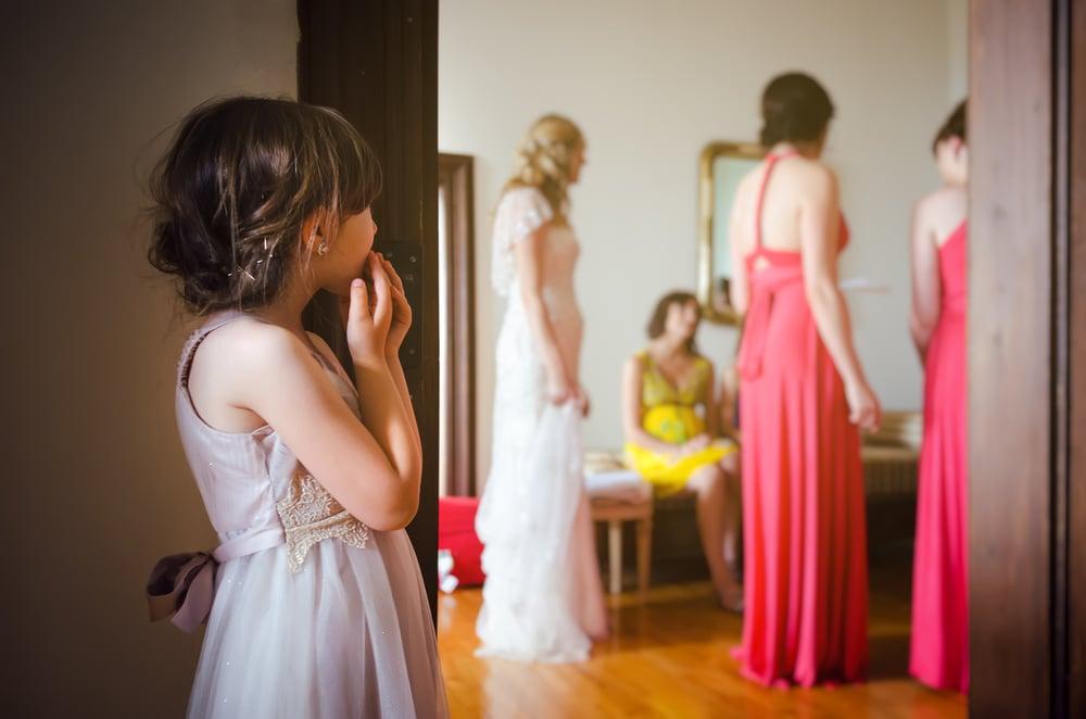 Svadobné prípravy