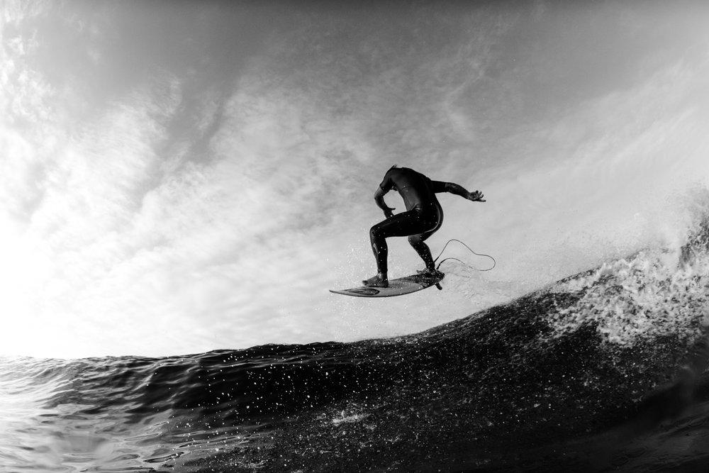 Salt Water x Hayden O'Neill aerial secret spot