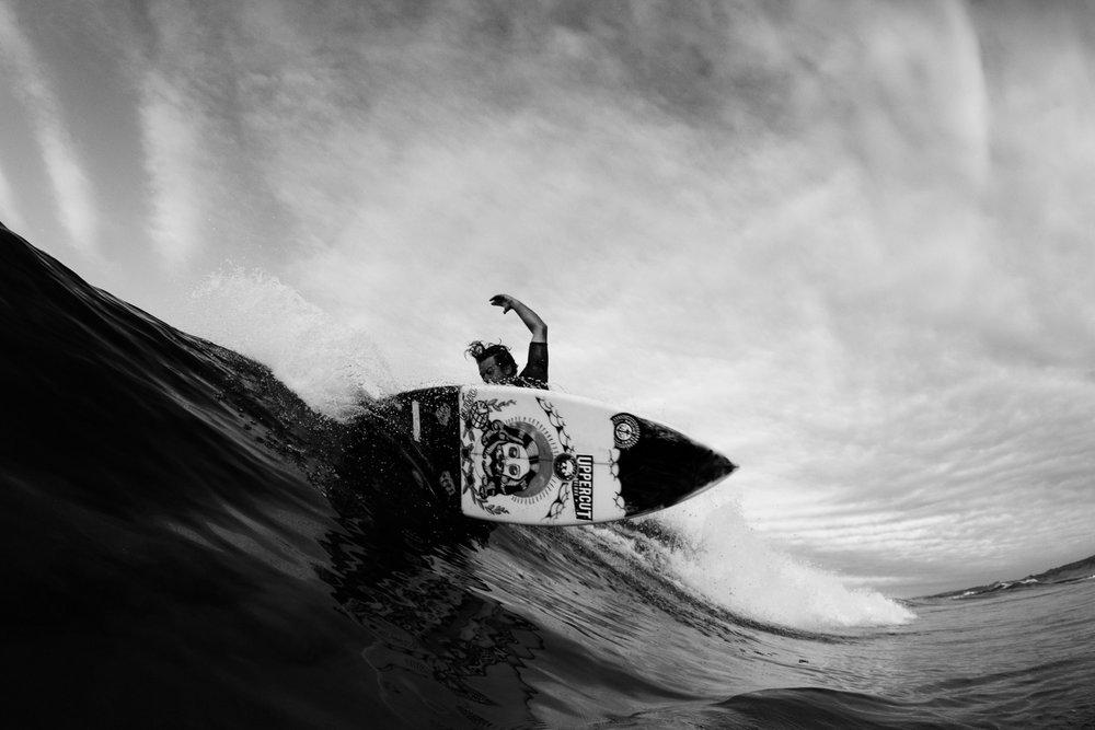Salt Water x Hayden O'Neill turn secret spot
