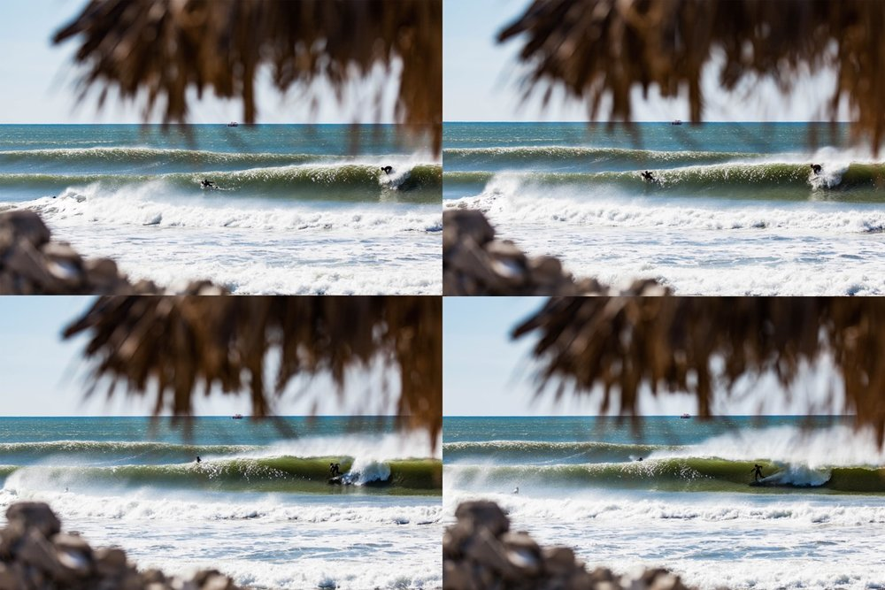 surf mexico salt water