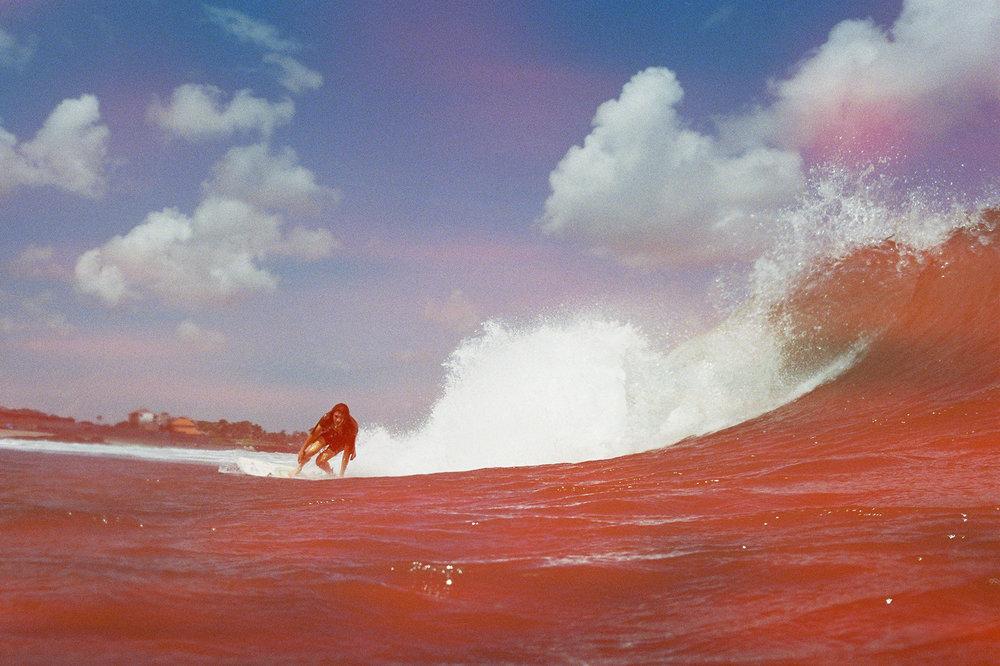Salt Water Australia surf LG surfer 1