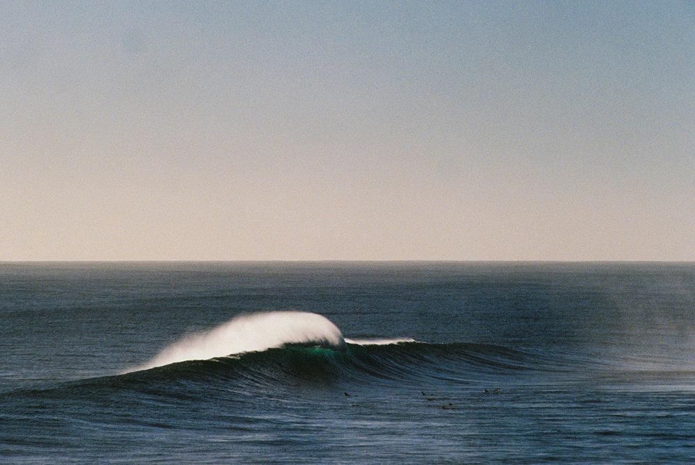 Salt Water Australia surf LG barrel 4