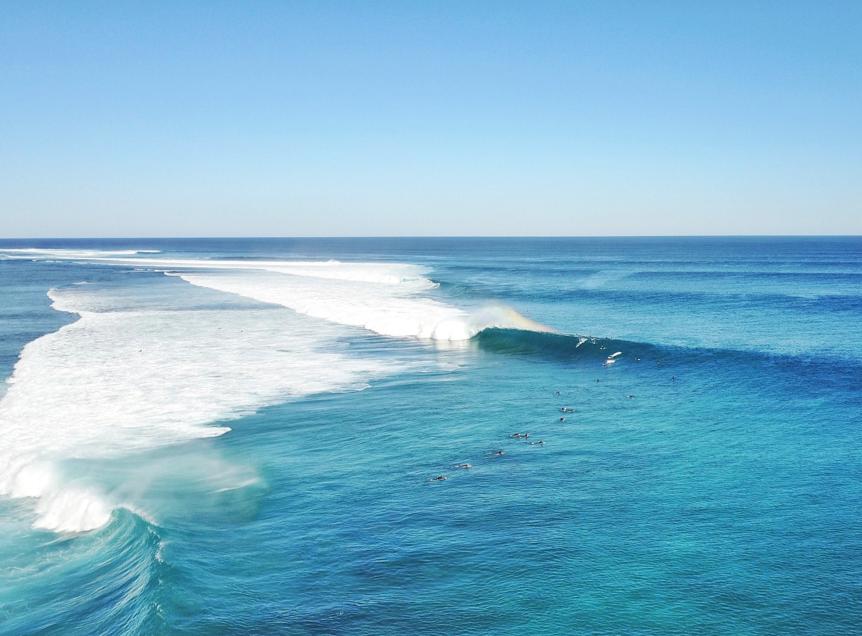 salt water western australia BG8