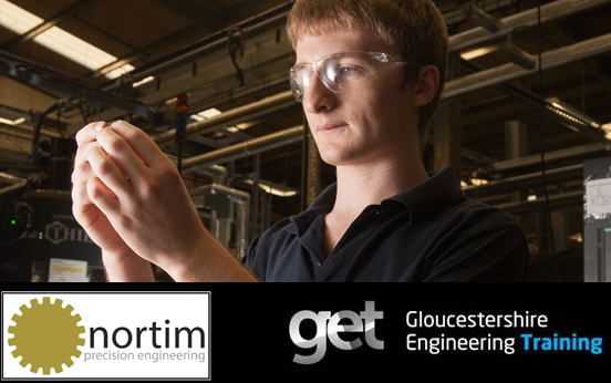 Gloucestershire Engineering Training Board Appointment - We are proud to announce Nortim's Owner and Managing Director Tony Powell has been appointed to Gloucestershire Engineering Training's (GET) Board of Directors along with Anna Hollis from Kohler Mira Ltd. and Andrew Ridley of Pennant International Group Plc .