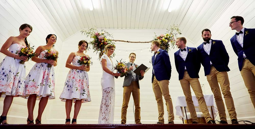 My Wedding Recommendations - The finest of folks I've worked alongside…