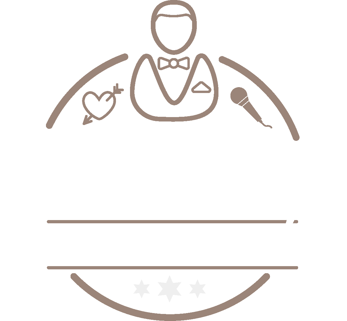 A Stand-up Celebrant - Melbourne Weddings