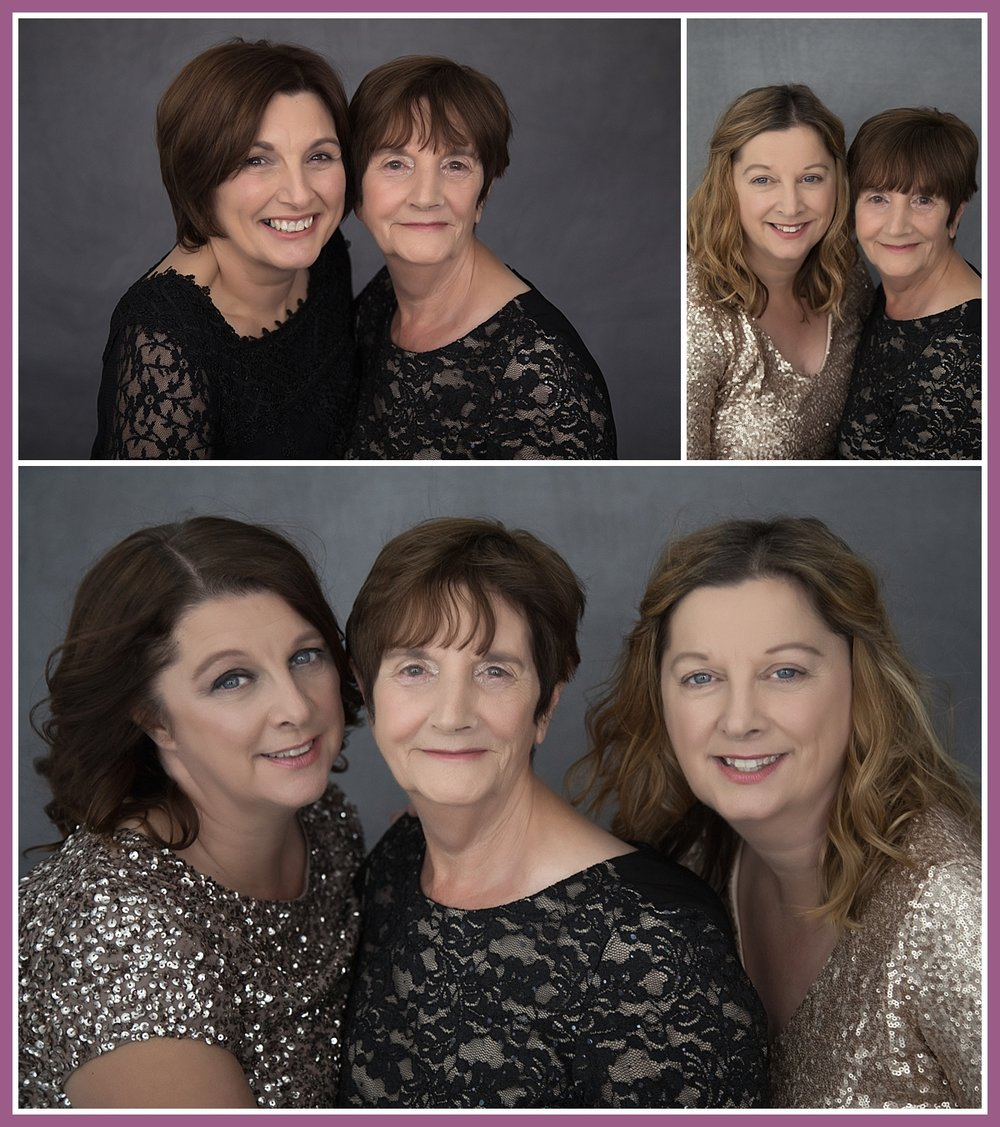 Mother Daughter Photo Shoot 70 and Fab Jade Hicks Portrait Photographer Rutland Lincolnshire