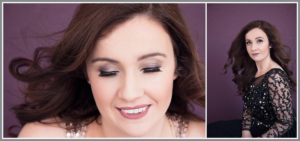 Makeover Photo Shoot Mother Glamorous Jade Hicks Portrait Studio Rutland Lincolnshire