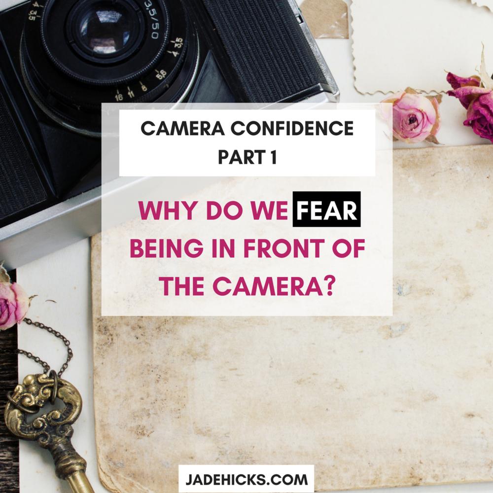 CAMERA CONFIDENCE FEAR PHOTOGRAPH WOMEN ENTREPRENEUR