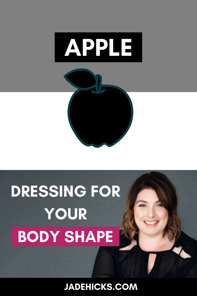dressing for your body shape apple women style guide jade hicks photography
