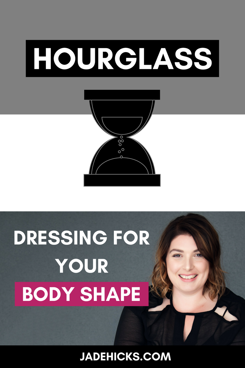 hourglass body shape women jade hicks photography style guide