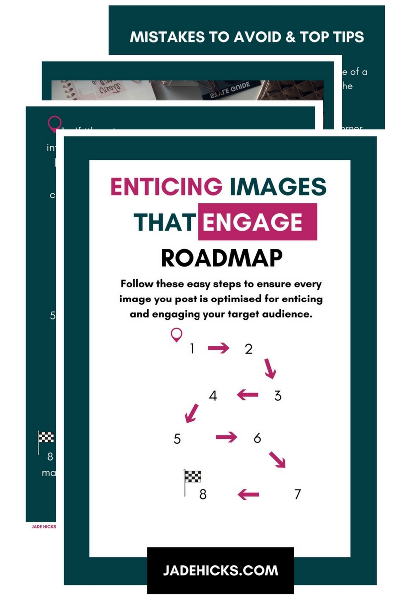 Creating enticing images to engage your target audience is a minefield! you need a roadmap - fast! - Let's get started...> Get 7 EASY tips to follow that will set your Social Media Images up for Success!> Discover WHAT the industry experts do and HOW you can use these tips to recreate professionally styled images for your own social media feeds.> Get Business Tips and Photography and Film advice straight to your inbox every week!