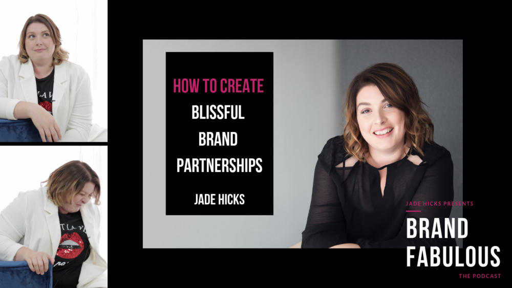 Creating brand partnerships and sponsored posts for bloggers
